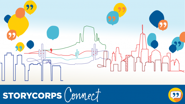 StoryCorps Connect banner